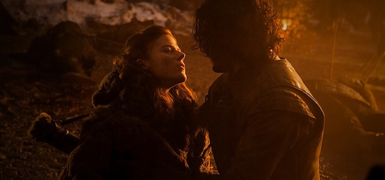 Let her go Jon...Just let her go...
