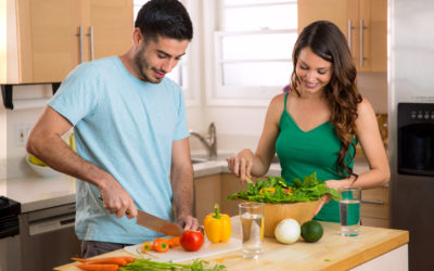 Bachelor Cooking: 3 Healthy & Easy 15-Minute Recipes