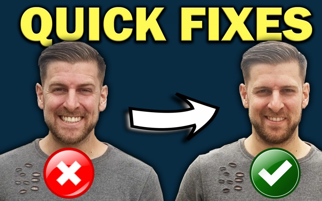 How to Be More Attractive: 5 Quick Fixes