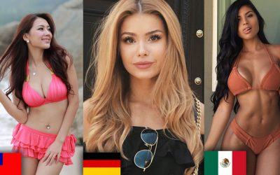 The Top 7 Countries to Meet Beautiful Women