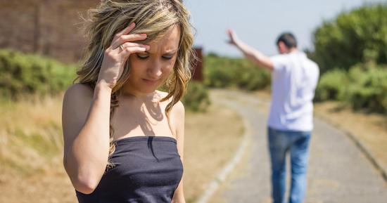 5 Signs You Should Let Her Go (And Why You MUST Move On