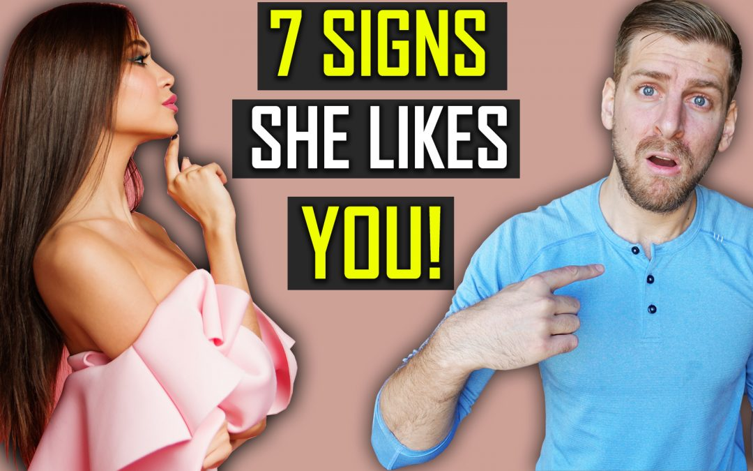 7 Surefire Signs She's Into You (That Most Men Miss)