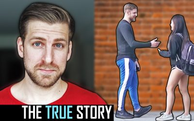 """How I """"Got Good"""" At Picking Up Girls 